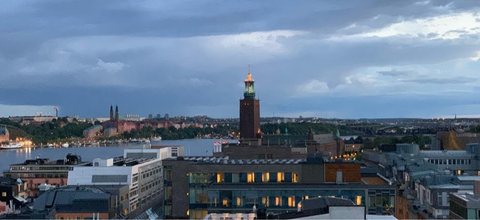En natt i Stockholm
